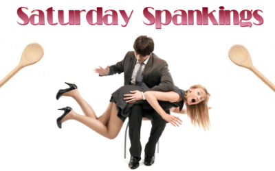 Saturday Spankings – Excerpt from THE MARK