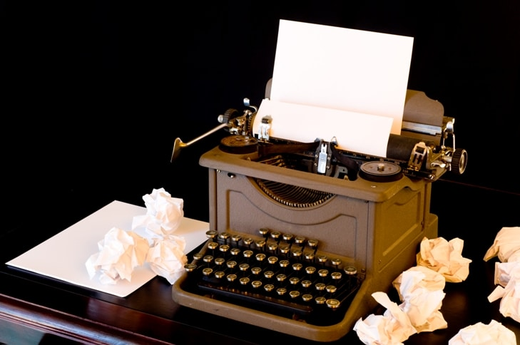 Asked and Answered: How do you deal with writer's block?