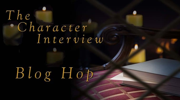 GUEST POST – Character Interview Blog Hop – Gabriel