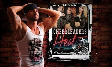 GUEST POST – Cheerleaders in Heat Blog Tour