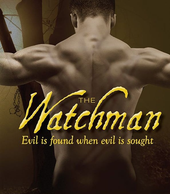 Cover reveal! The Watchman