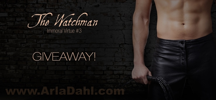 Goodreads Giveaway! The Watchman