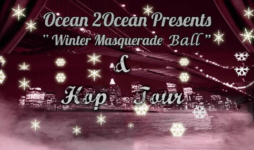 Ocean 2 Ocean Masquerade Ball Banner