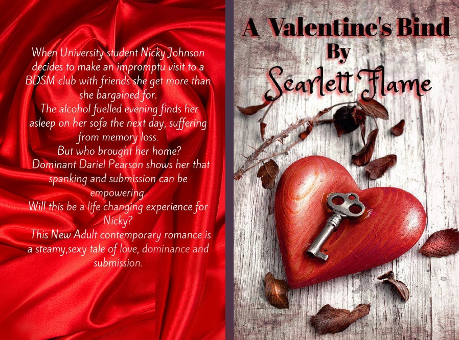 A Valentine's Bind – Miss Scarlett Flame