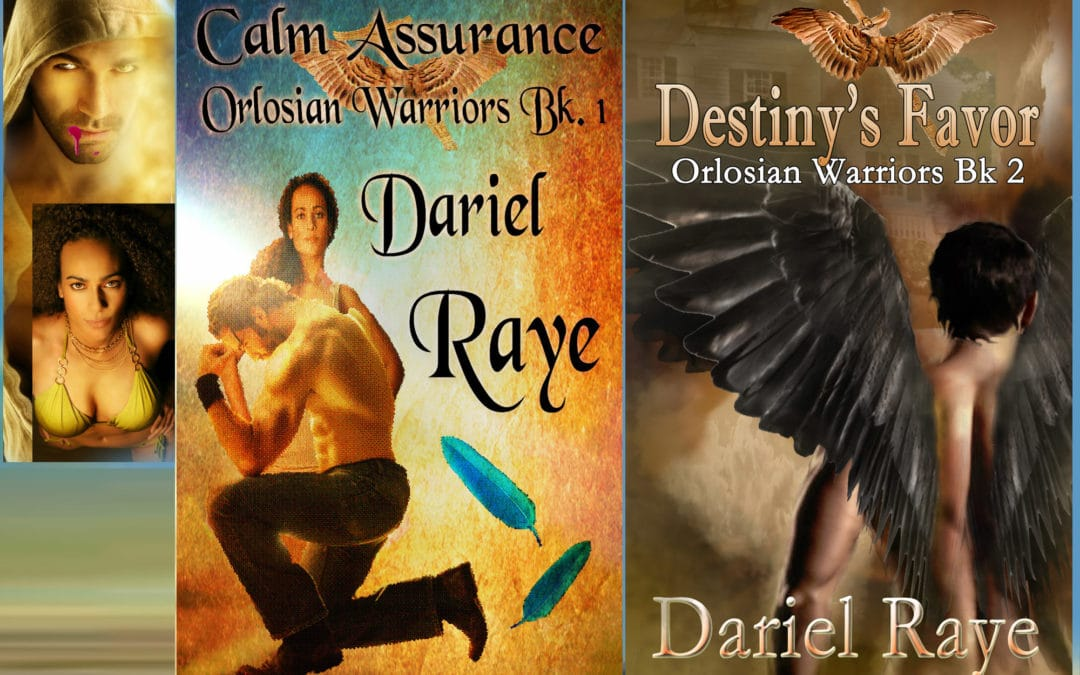 Guest Post – Pre-Order: DESTINY'S FAVOR by Dariel Raye