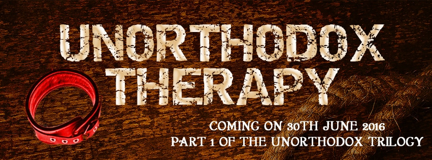 Guest Post – UNORTHODOX THERAPY by Lilah E. Noir
