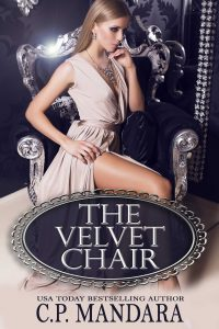 CP Mandara The Velvet Chair
