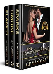 C.P. Mandara  Boxed Set - Spark, Smoke, Flames